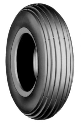 Rib Non-Marking Gray Tires